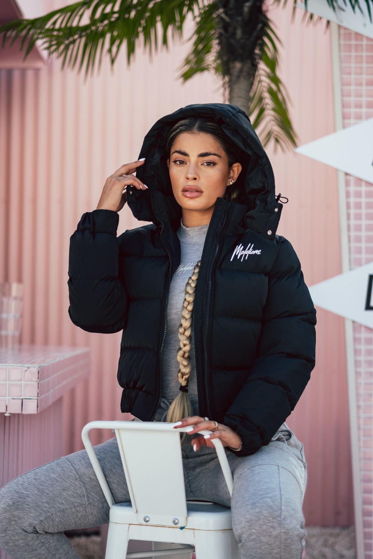 MALELIONS  jacket  black New