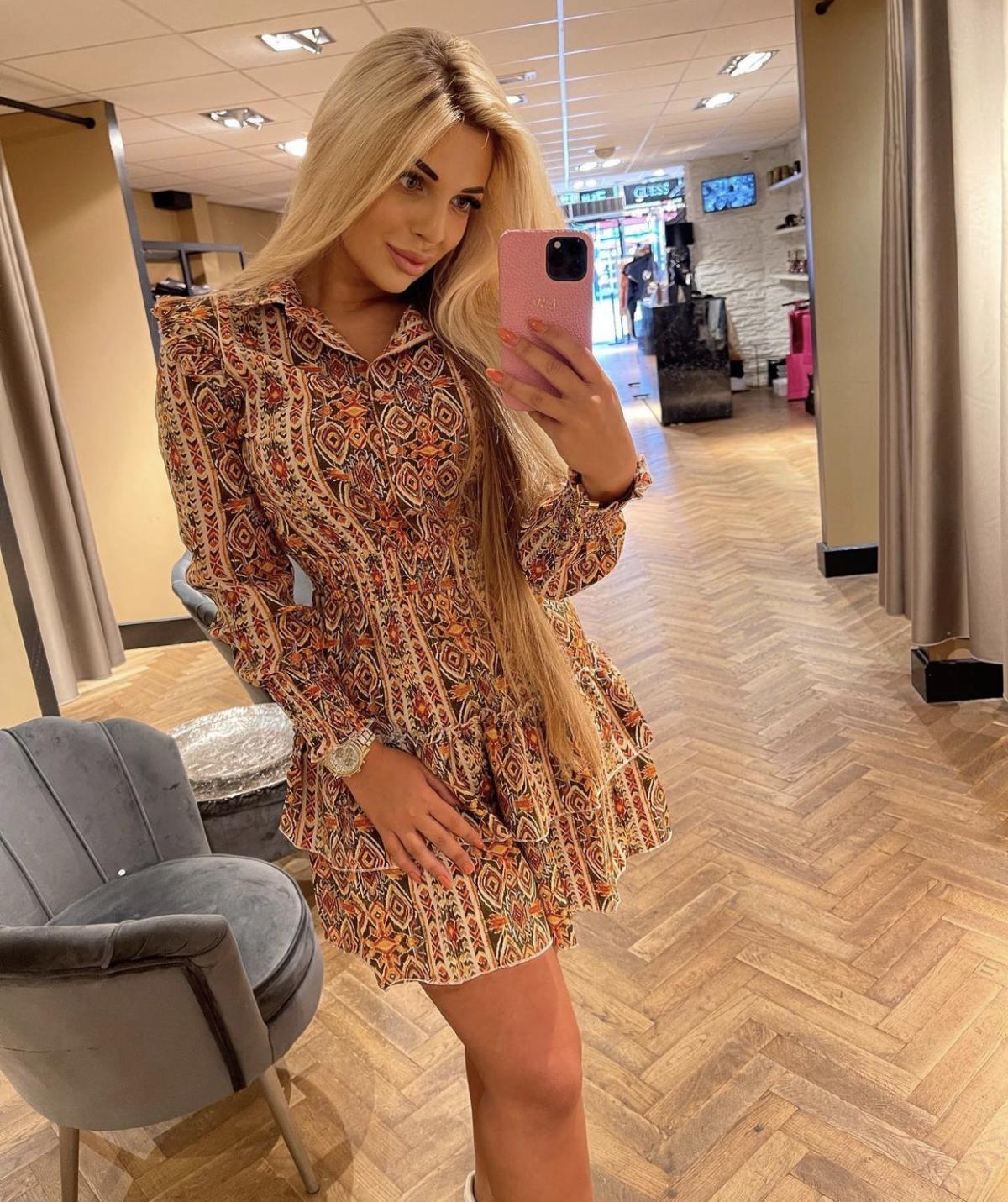 Lisa Dress wonder New