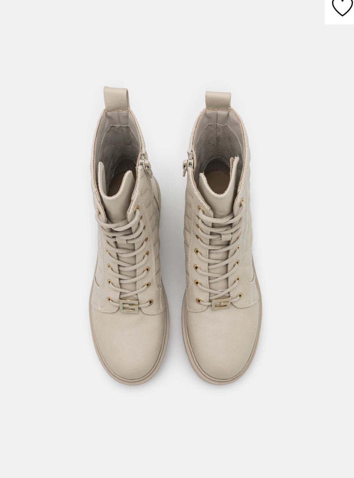 Guess OMALAE – Veter Boots  beige new