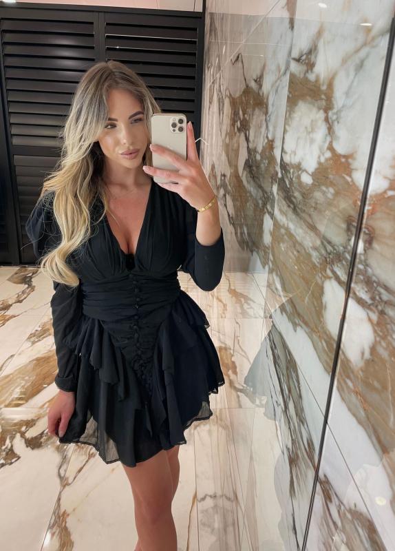 Danty Dress BLACK New