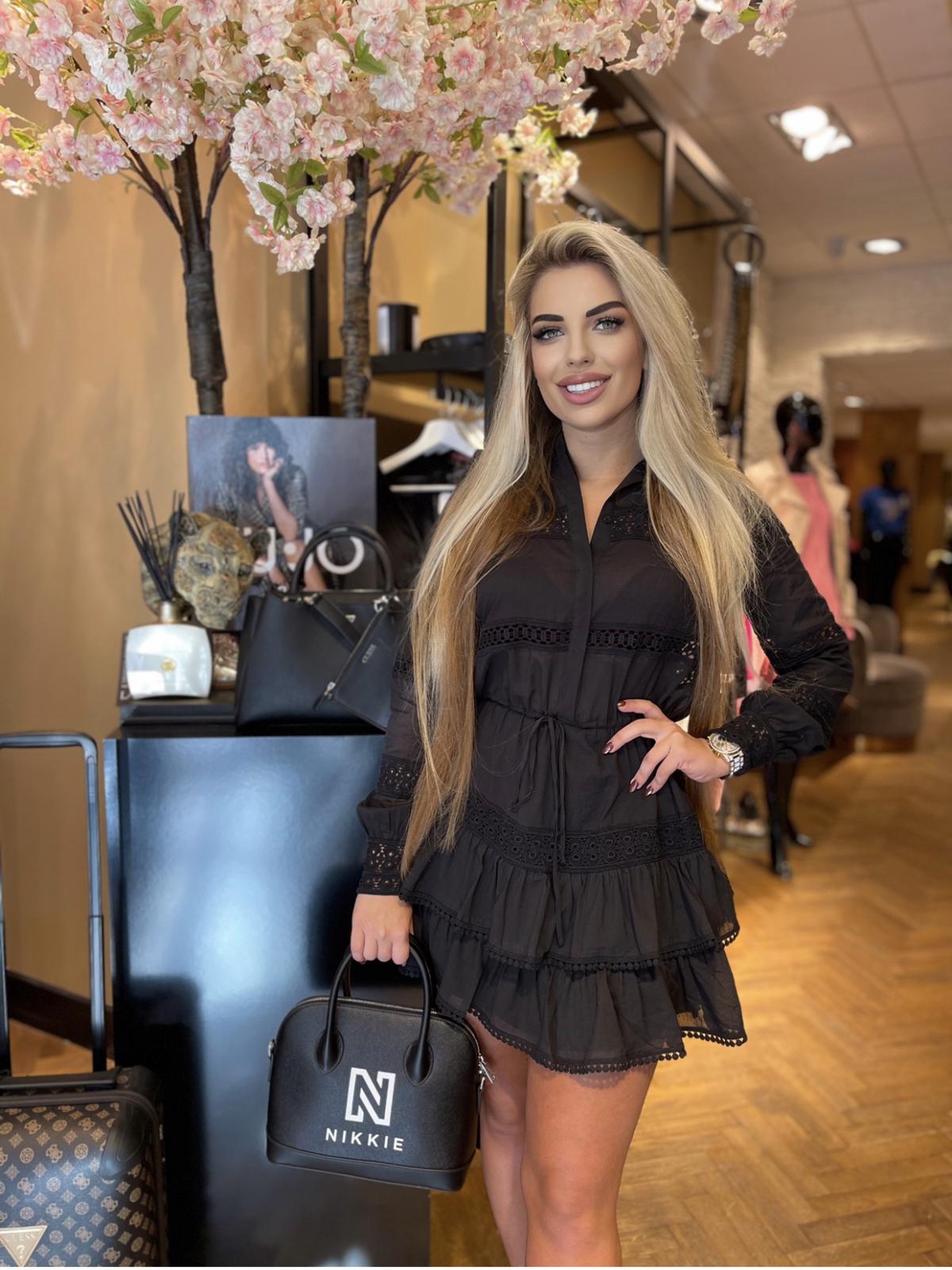 NIKKIE  SADIE DRESS BLACK new