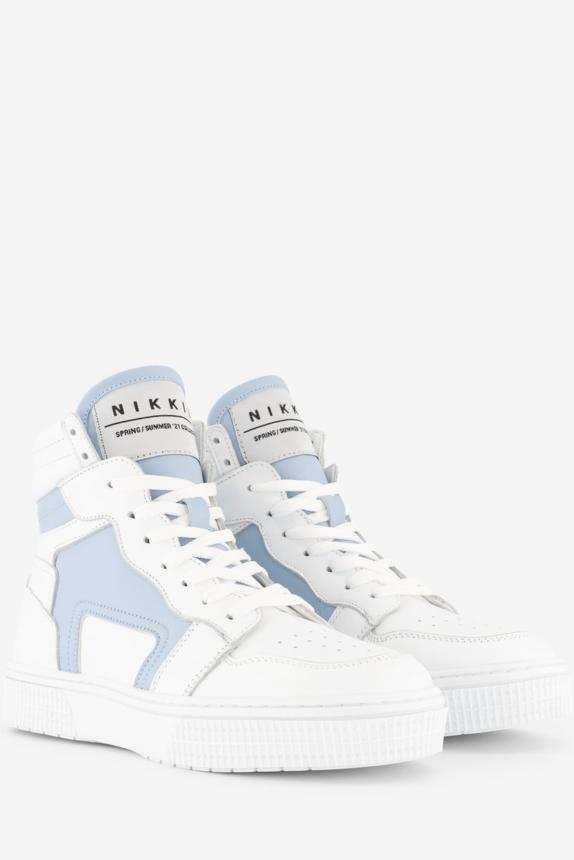 NIKKE  LIVIA SNEAKER STAT WHITE/ICE BLUE
