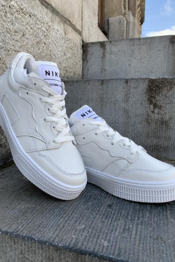 Nikkie sneaker WHITE 👟