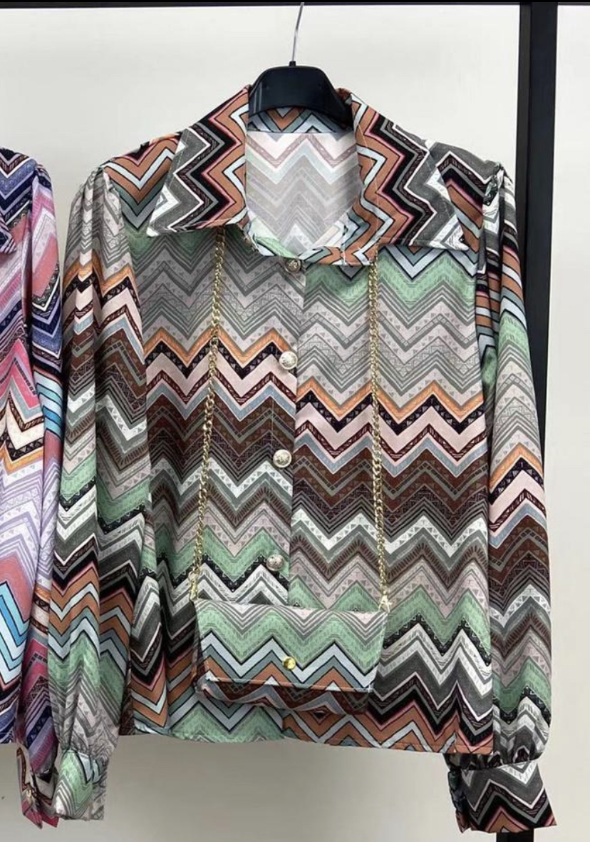 MISSONI BROWN TRENDS NEW 🌈