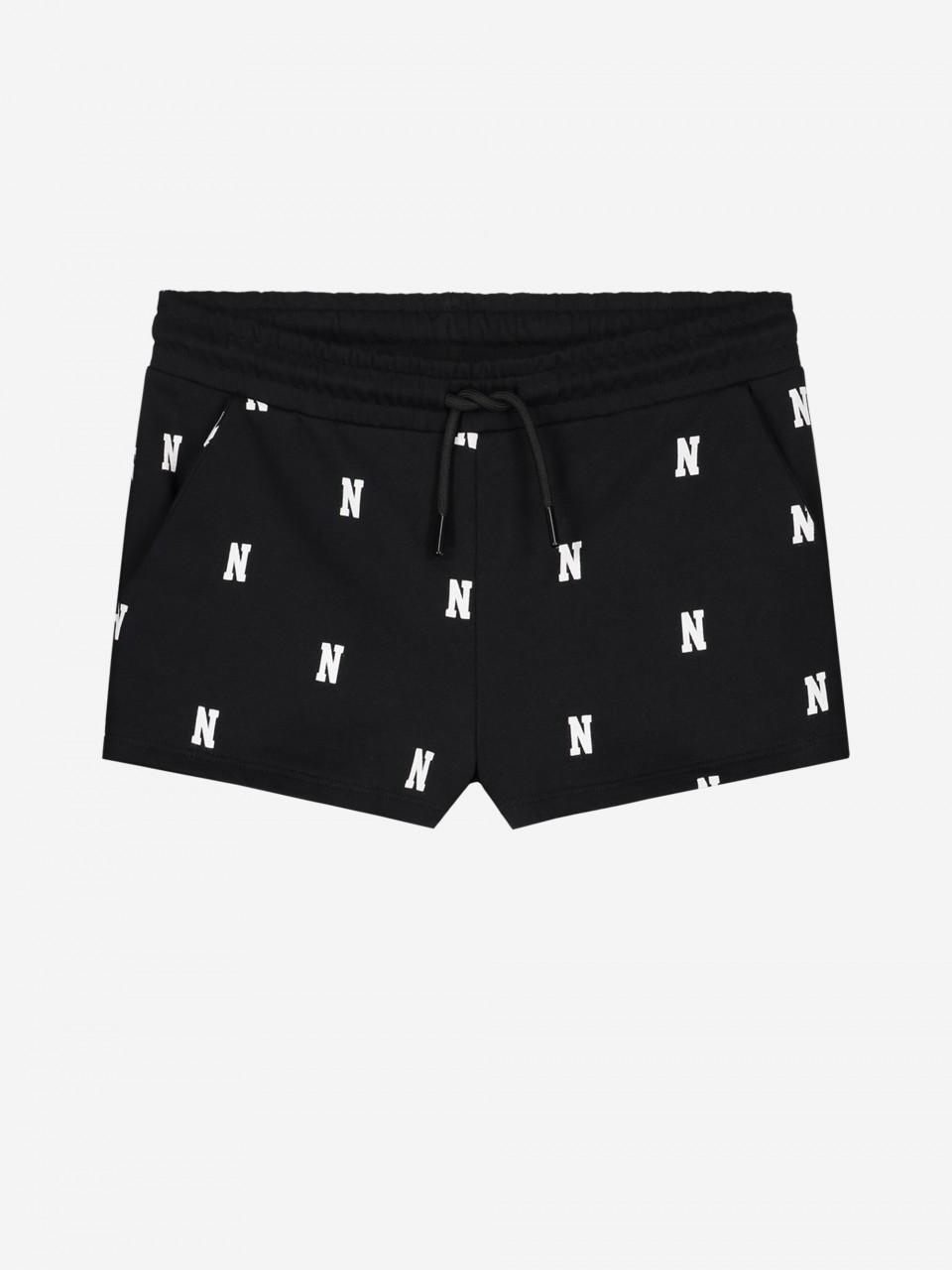Nik&Nik Alissa sweatshorts  Black NEW