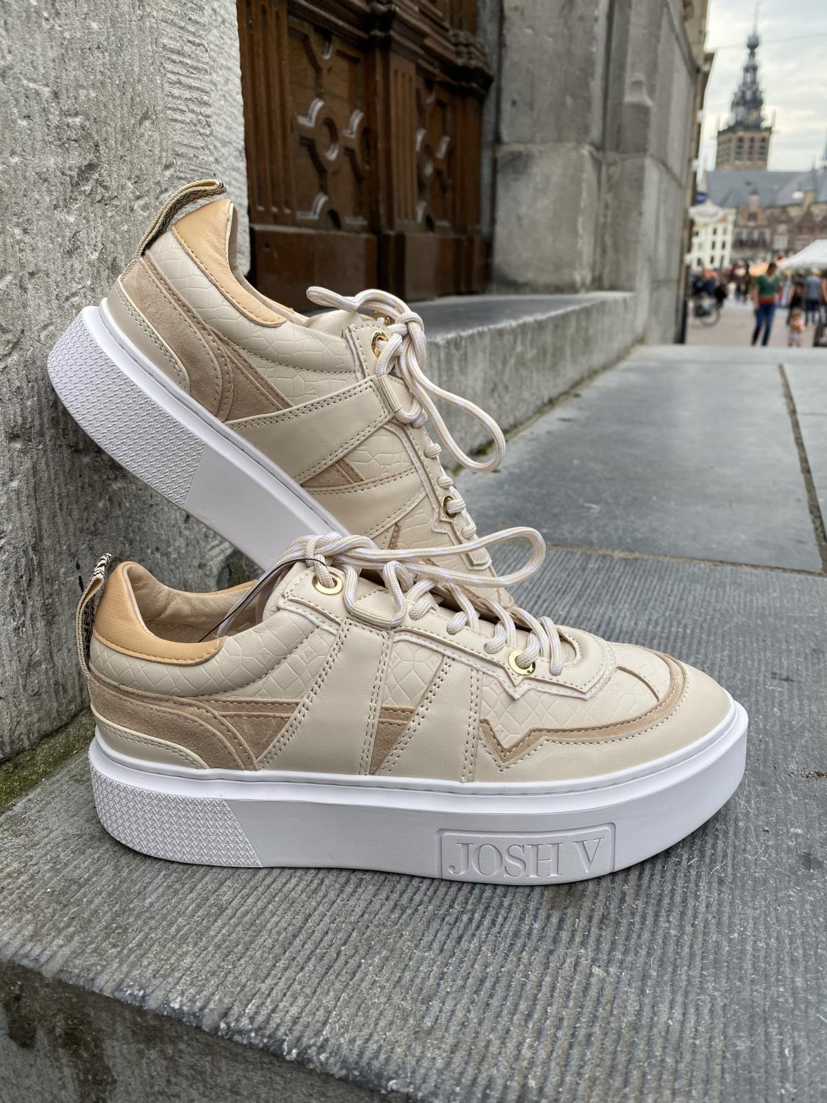 Josh V sneaker beige 👟 NEW