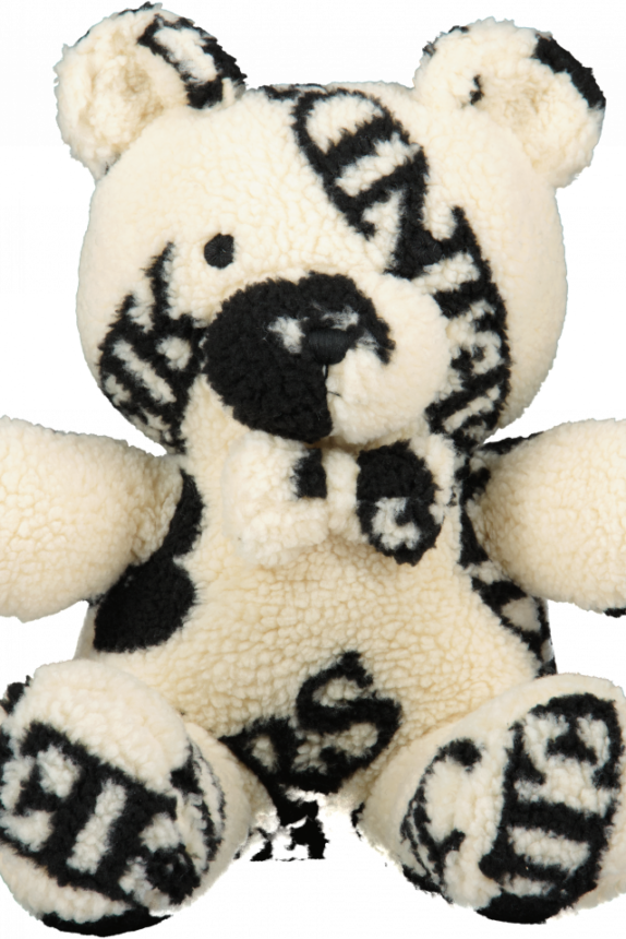 TEDDY BEAR ALL OVER PRINT SMALL Beige  (exclusief)