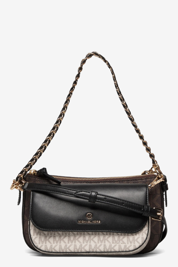 MICHAEL KORS MD 4IN 1 Pouch Xbody NEW