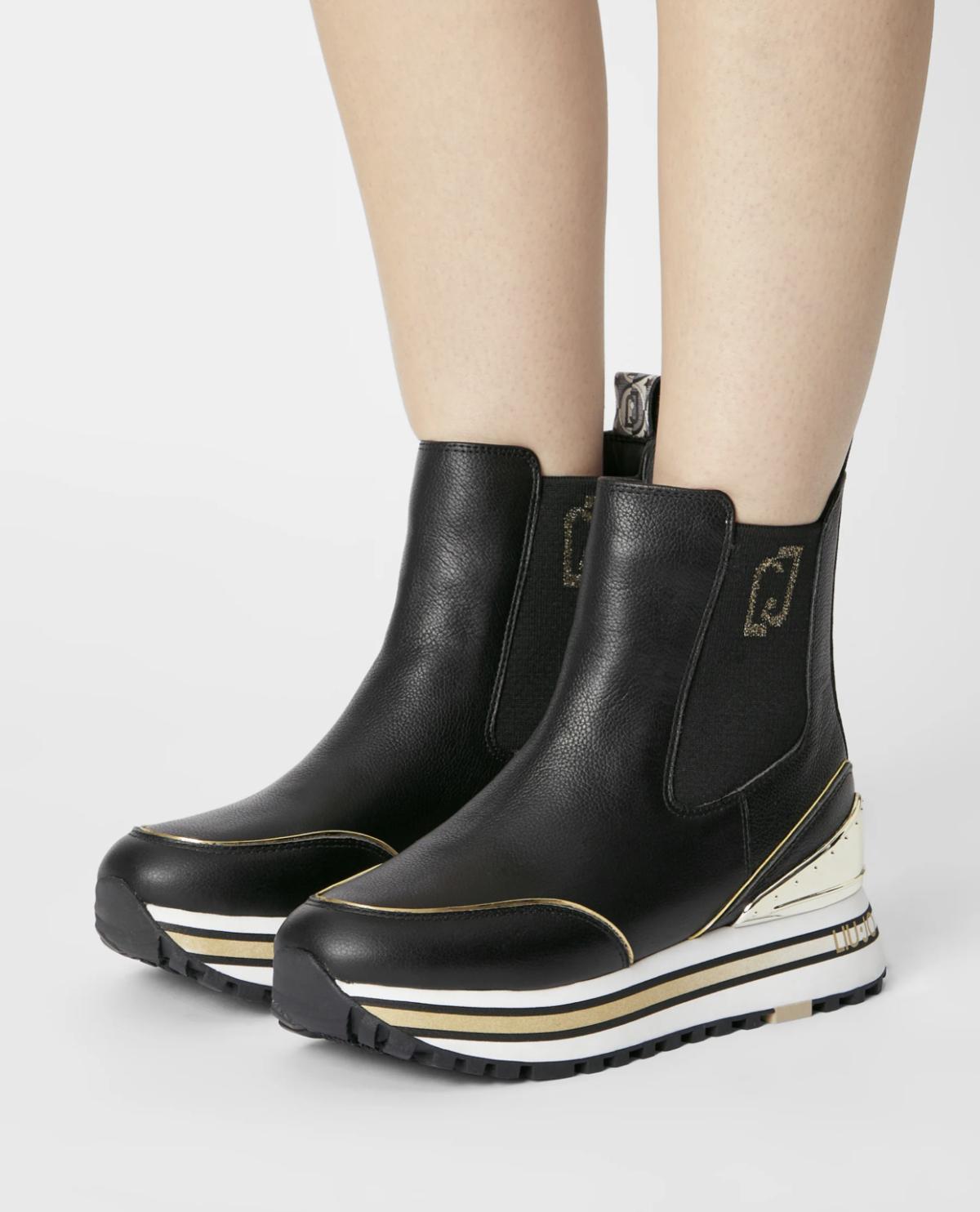 Luijo boots hoog New