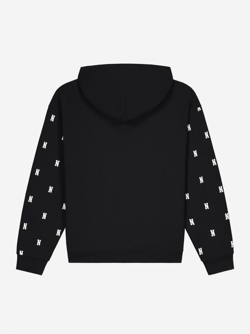 Nik&Nik Alissa hoodie Black SALE