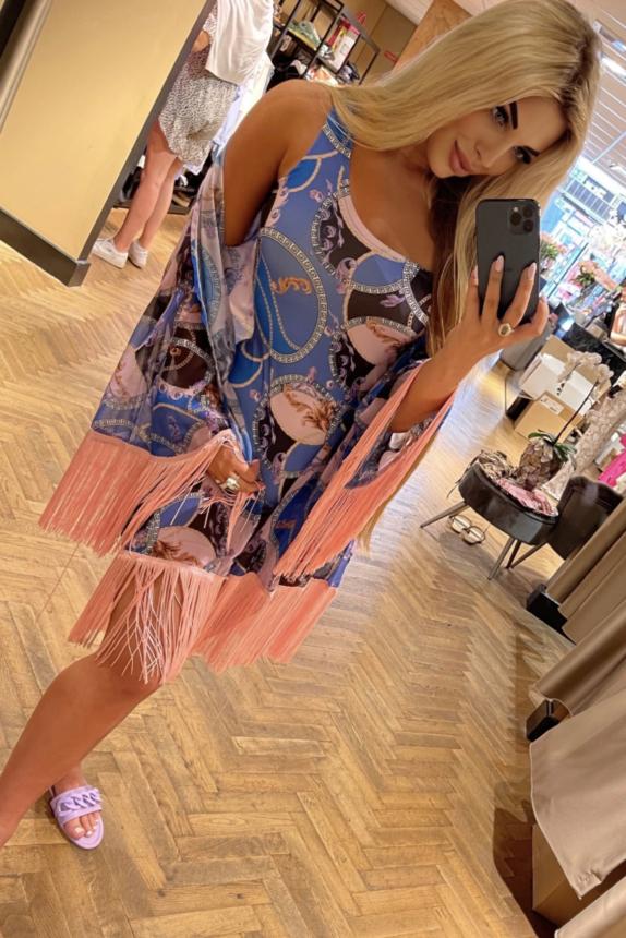 Badpak met kimono (set) NEW 🩱 print