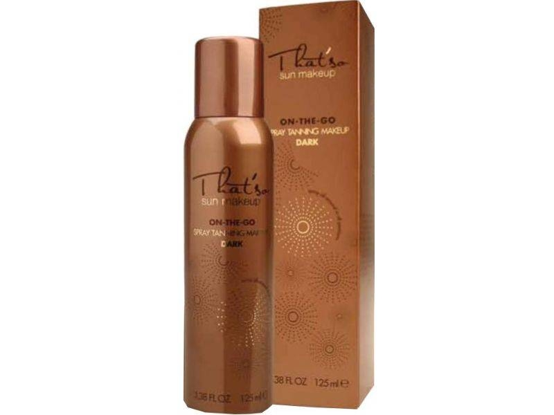 Thats 'So spray tan Musthave