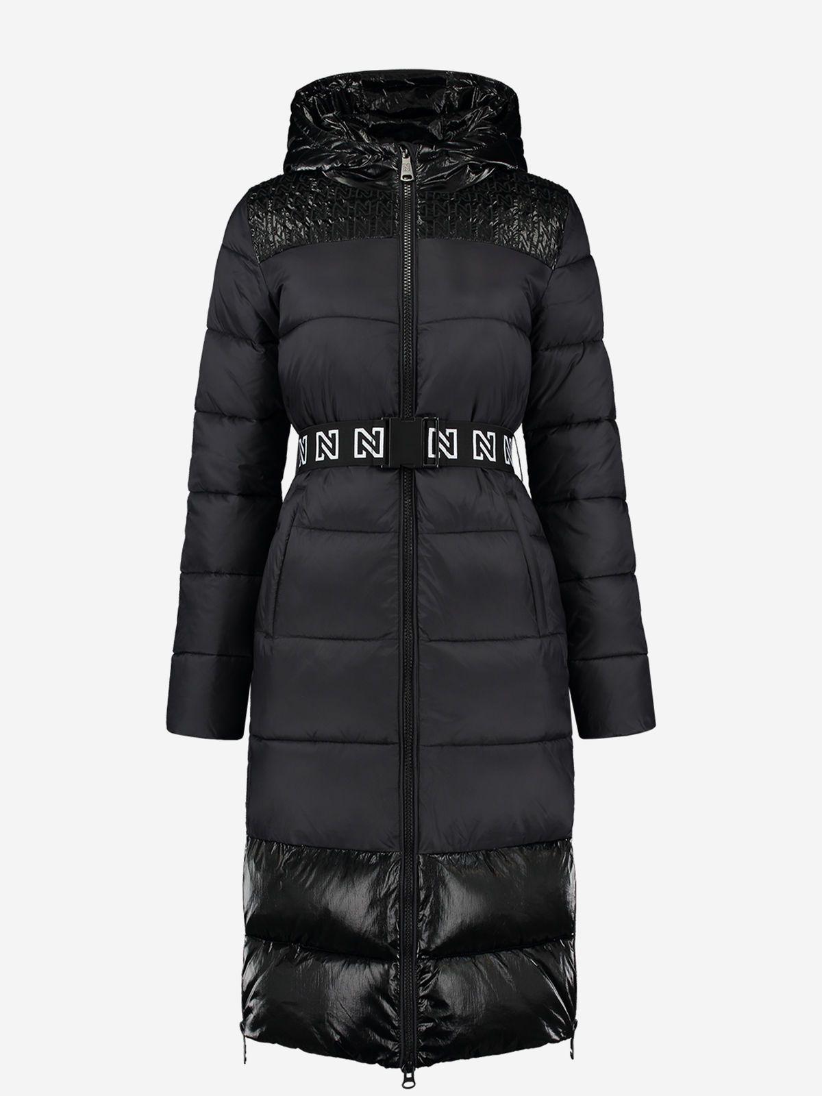 BESTSELLER NIKKIE  ANNA PUFFER COAT BLACK NEW