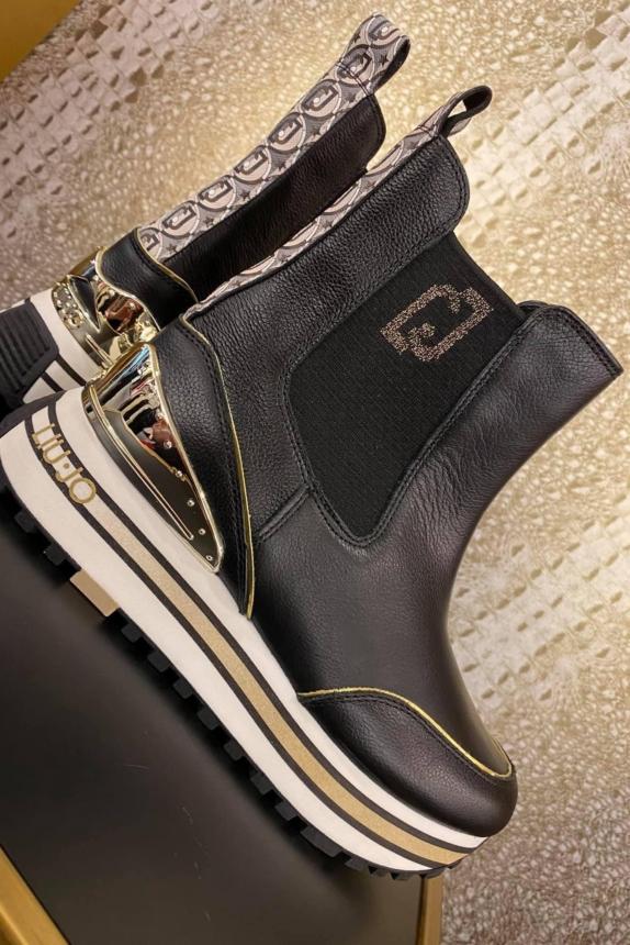 Luijo sneakers hoog model New