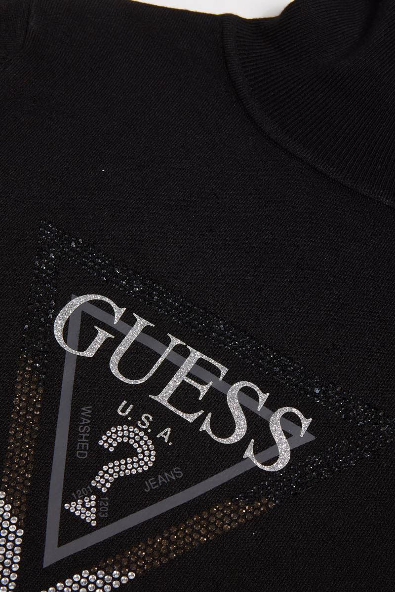 Guess Pull zwart logo NEW