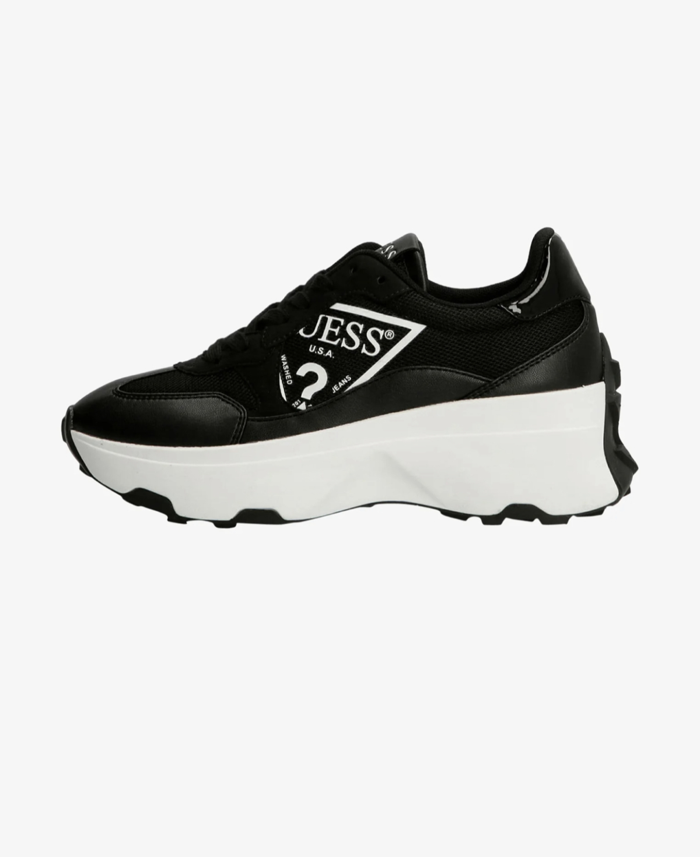 Guess Zwarte sneakers Calebb New