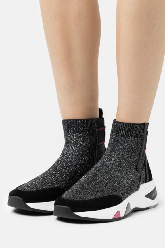 Liu Jo Jeans HOA – Sneakers hoog New