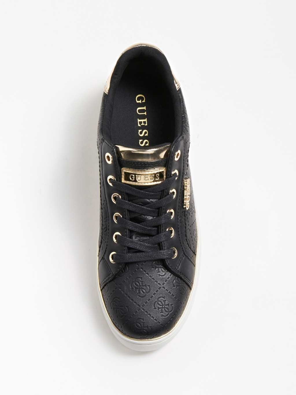GUESS Sneaker beckie 4g-logo in reliëf NEW