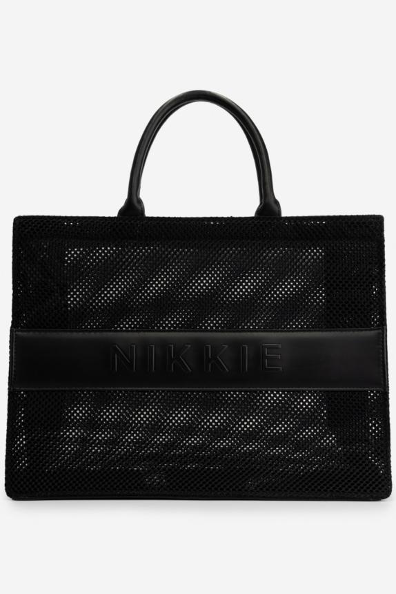 NIKKIE SEMI-TRANSPARANTE TAS MET NIKKIE-LOGO LISSY BAG