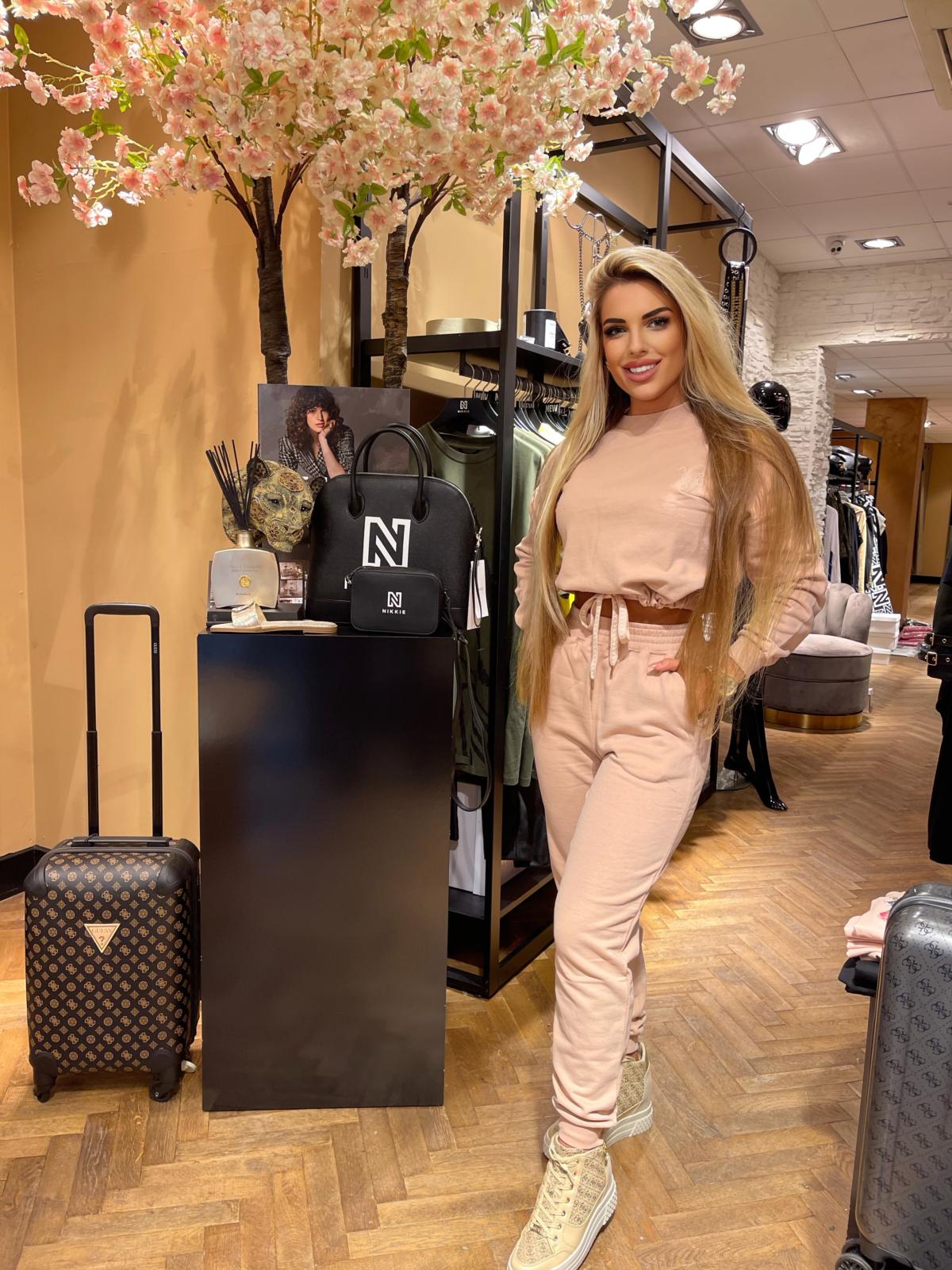 JV Lounge wear blush NEW🍿🍩