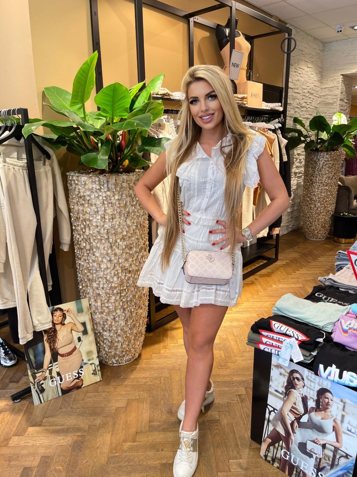 Skirt Kristel wit