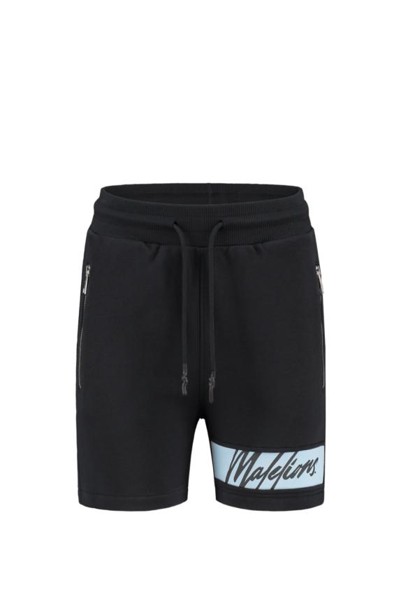 Malelions Women Captain Short – Antra/Light Blue NEW
