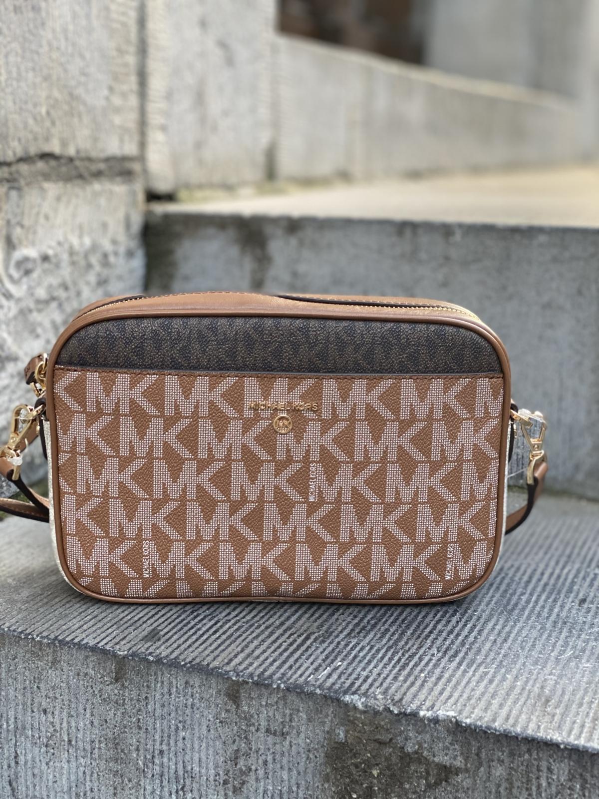 Michael Kors Camara Bag XBODY NUW Brown