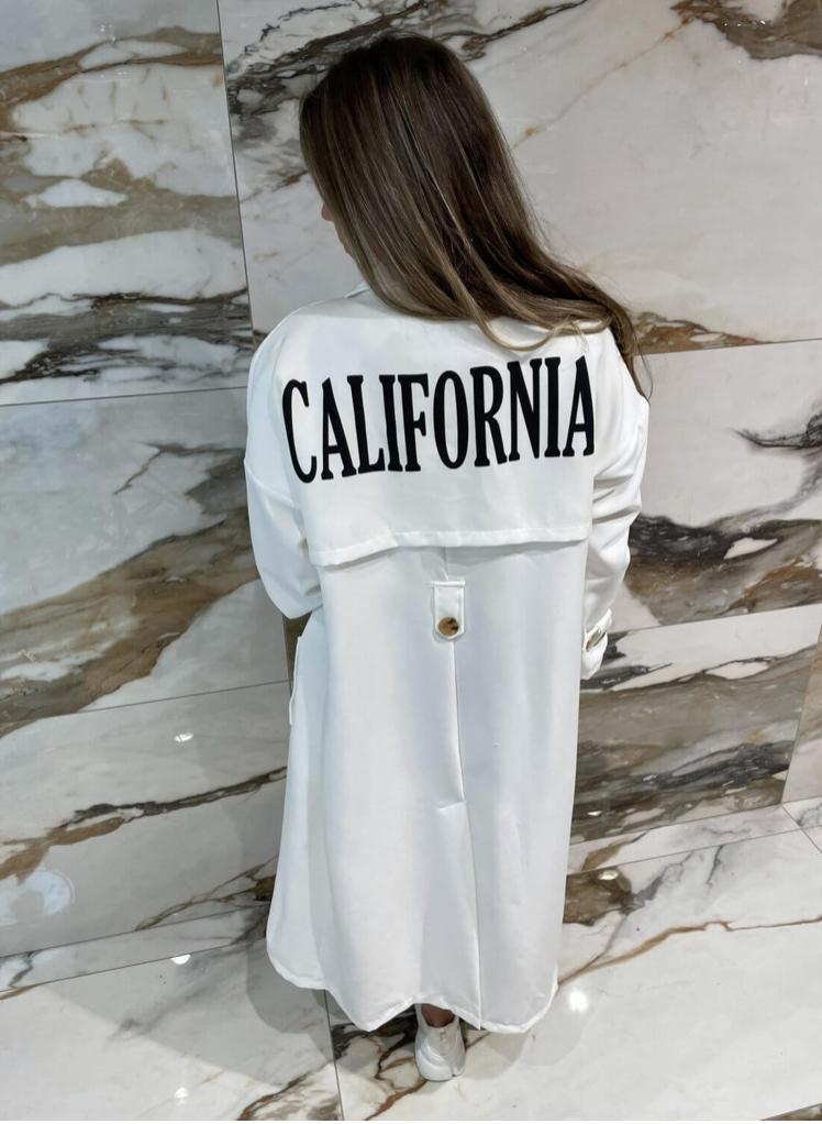 California Trenchcoat