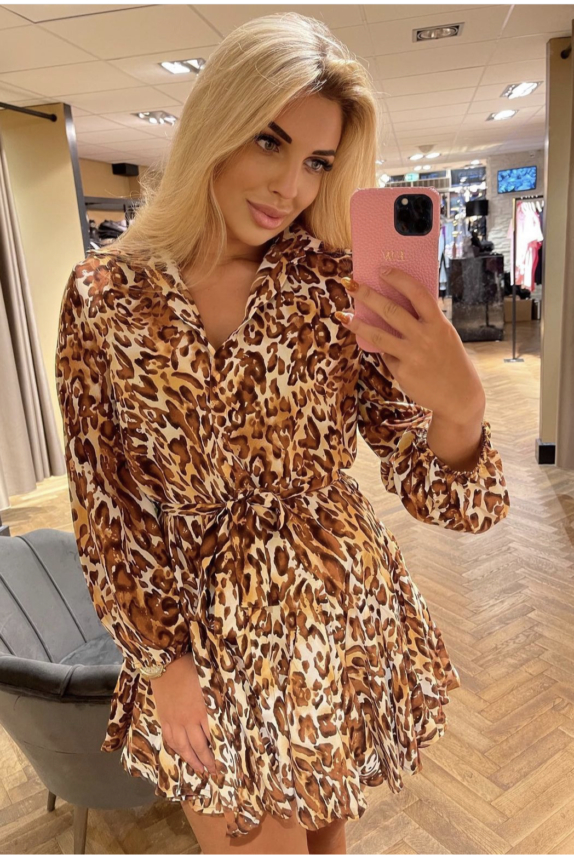Leopard Dress New 🐆