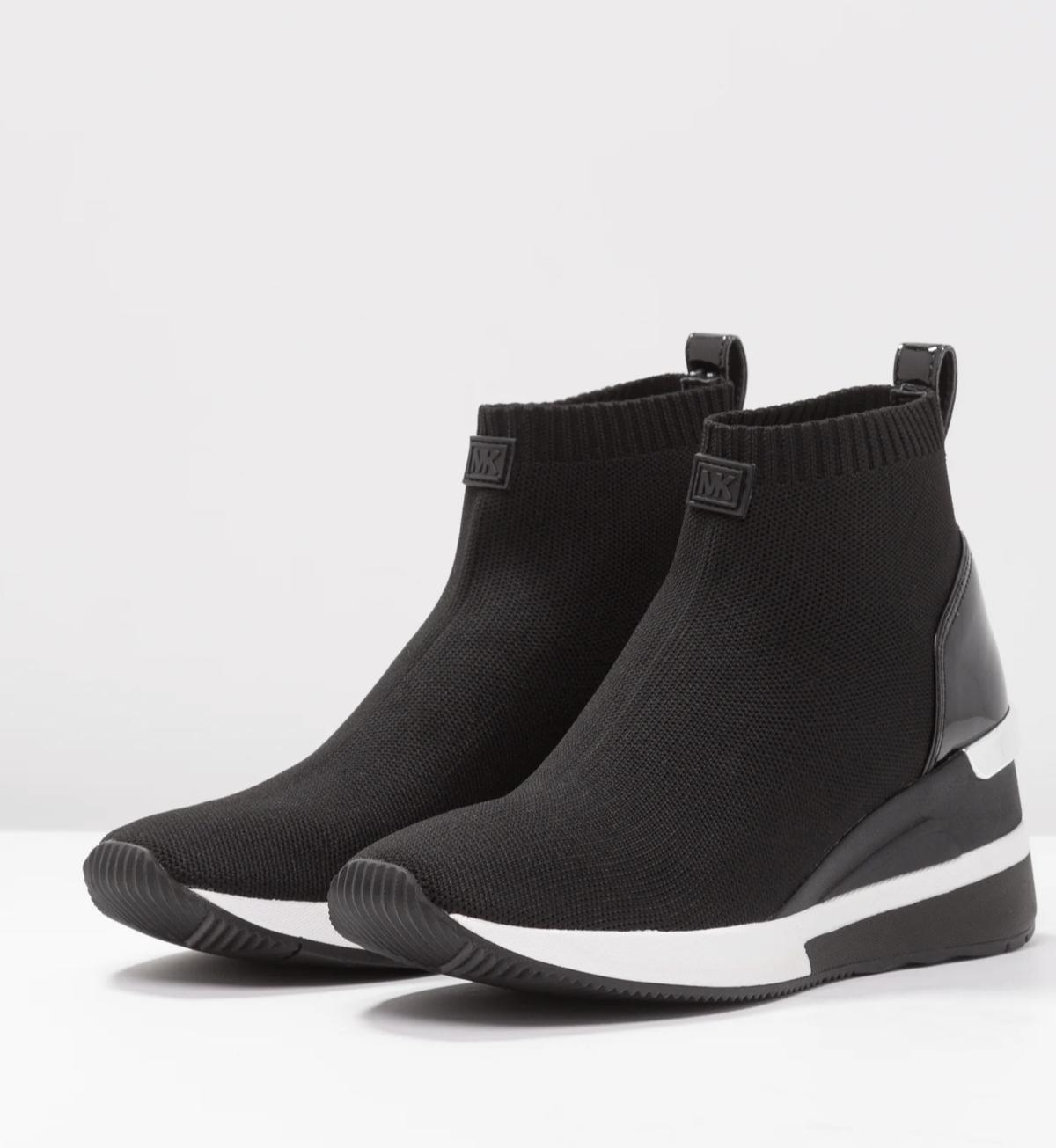 MICHAEL Michael Kors SKYLER – sok Sneakers hoog
