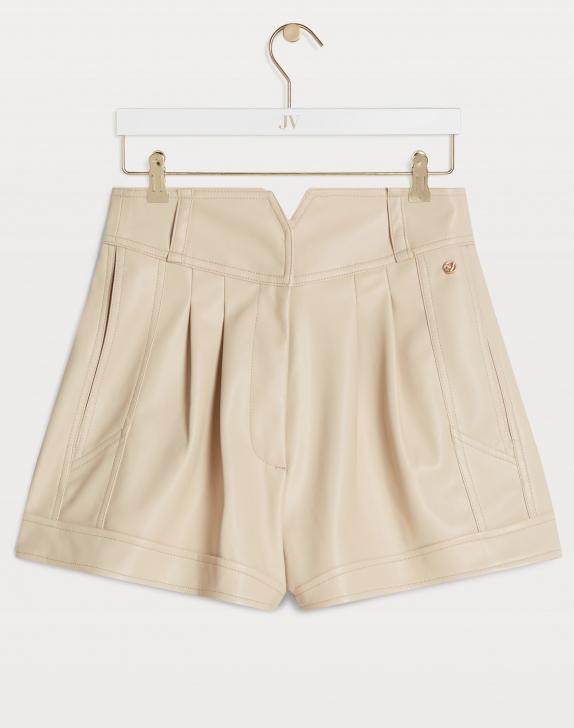 JOSH V  KANE Shorts – ecru NEW